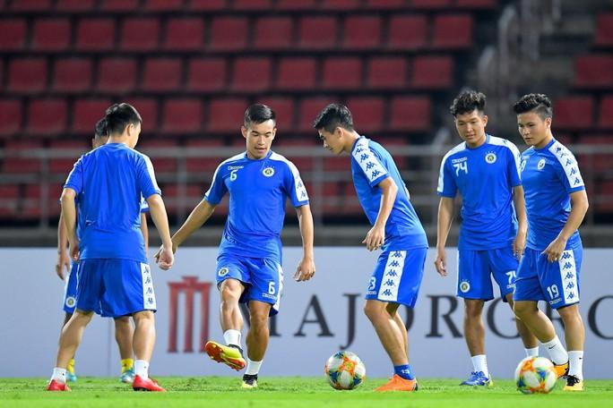 Hà Nội đấu Bangkok United: Chờ Quang Hải đấu tuyển Thái thu nhỏ - Ảnh 1.