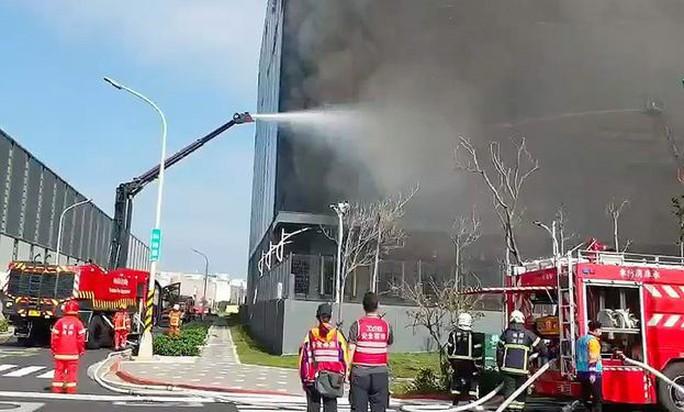 Vụ cháy kho hàng tại Đài Loan: Yêu cầu bồi thường thỏa đáng cho NLĐ - Ảnh 1.