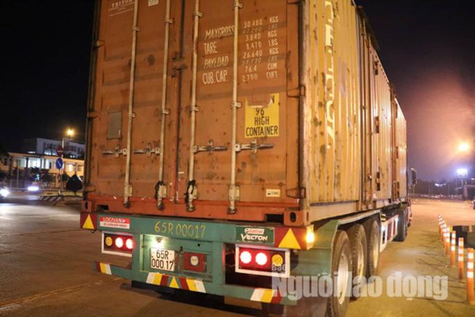 Tài xế xe tải tiết lộ lý do sốc việc sử dụng ma tuý khi chạy đường dài - Ảnh 1.