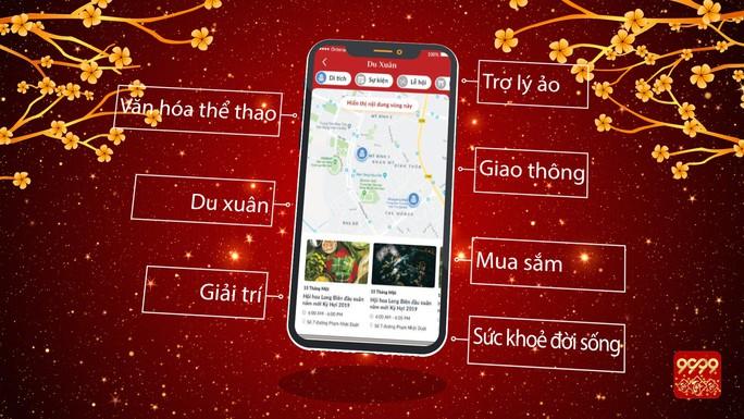 App miễn phí 9999 Tết: Một ứng dụng triệu niềm vui - Ảnh 1.