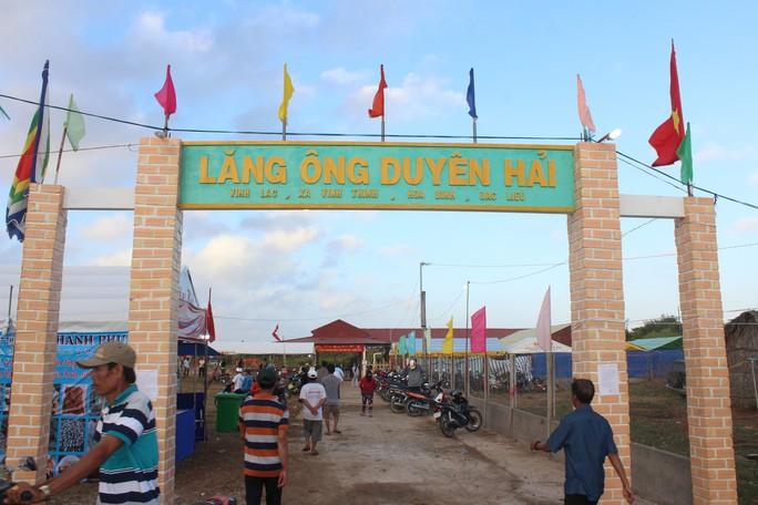 Lễ hội Nghinh Ông ở Bạc Liêu rút kinh nghiệm từ vụ chìm tàu khiến 3 người chết - Ảnh 1.
