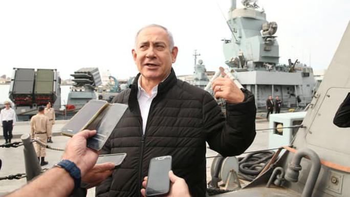 Thủ tướng Israel công khai xác nhận tấn công vào Syria - Ảnh 1.
