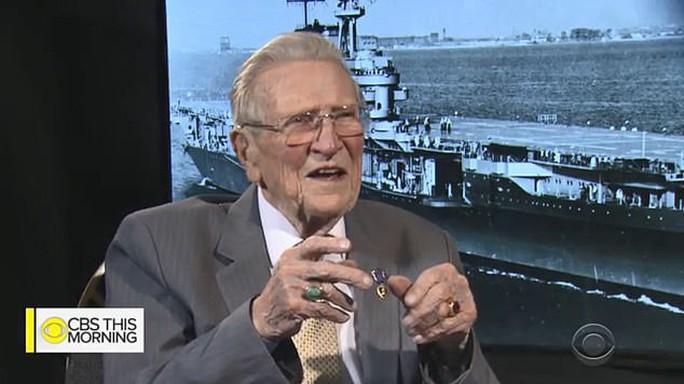 Tìm thấy tàu sân bay Mỹ lừng danh chìm cách đây 77 năm - Ảnh 4.