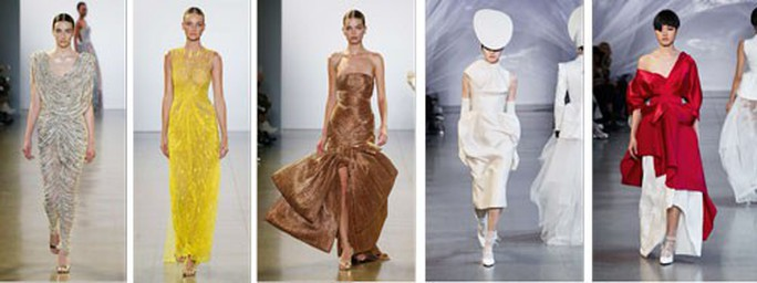 Thời trang Việt tự tin bước ra thế giới - Ảnh 1.