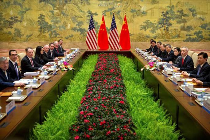 Thương chiến Mỹ - Trung gian nan tìm lối ra - Ảnh 1.