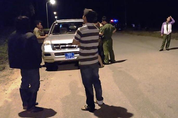Vụ tạt axít ở Quảng Ngãi: Thu thập nhiều tài liệu, chứng cứ quan trọng - Ảnh 1.