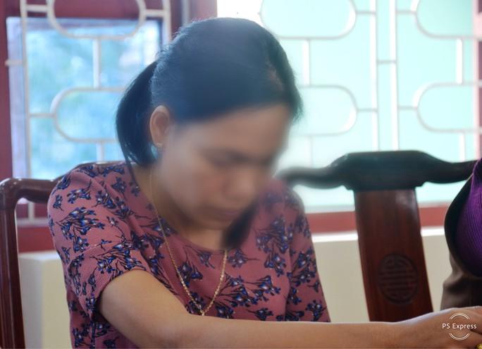 Cô giáo tát học sinh nhập viện bị xử phạt 2,5 triệu đồng - Ảnh 1.