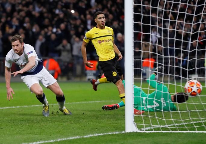 Son Heung-min tỏa sáng, Tottenham vùi dập Dortmund ở London - Ảnh 4.