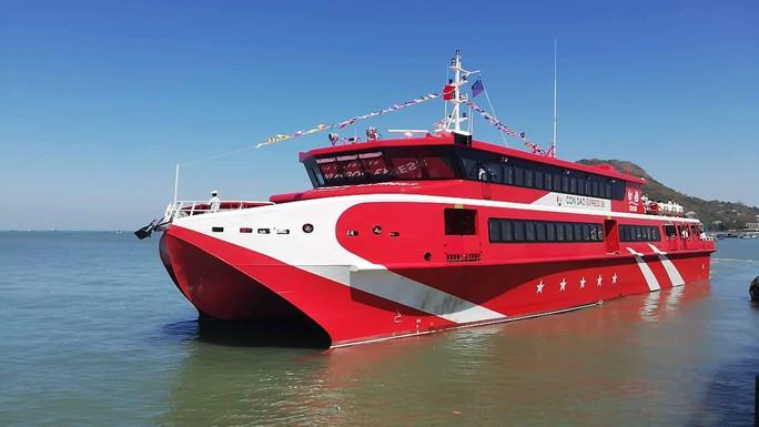 CLIP: Tàu cao tốc Côn Đảo chở hơn 500 khách gặp sự cố trên biển - Ảnh 5.