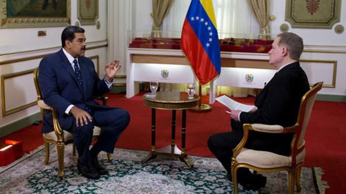 Quan chức Venezuela - Mỹ bí mật gặp nhau - Ảnh 1.