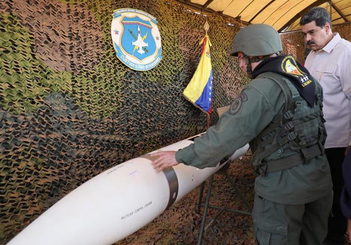 Cuba tố Mỹ đưa đặc nhiệm tới sát biên giới Venezuela - Ảnh 1.