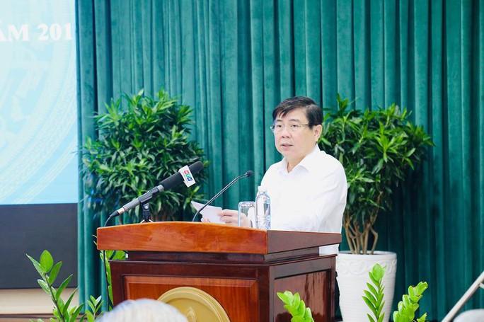 UBND TP HCM thông tin về khu vườn rau Tân Bình - Ảnh 1.
