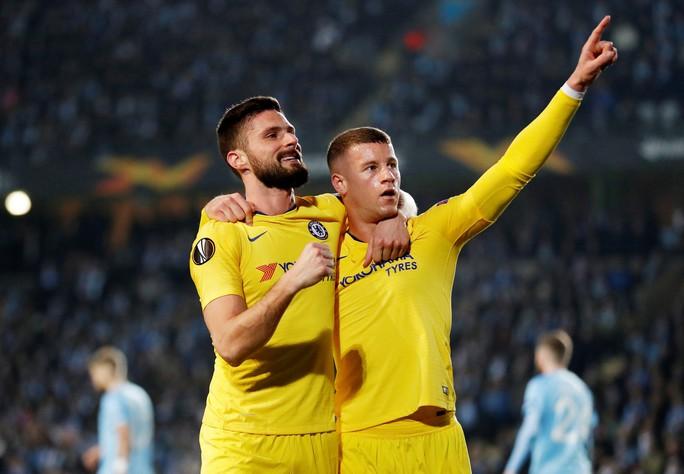 Arsenal thua đau, Chelsea mơ đi tiếp ở Europa League - Ảnh 7.