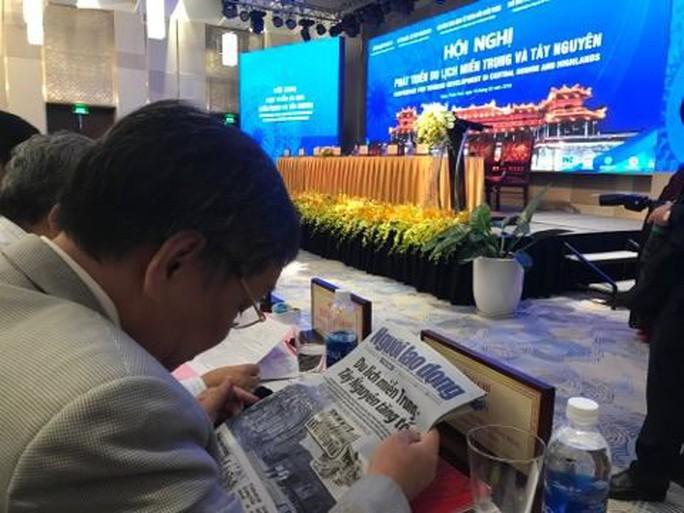 Thủ tướng dự Hội nghị Phát triển du lịch miền Trung – Tây Nguyên - Ảnh 5.