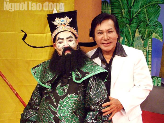 Nghệ sĩ Phương Bình 79 tuổi mê mải với nghề - Ảnh 1.