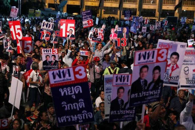 Cuộc đua thủ tướng ở Thái Lan thành hình - Ảnh 1.