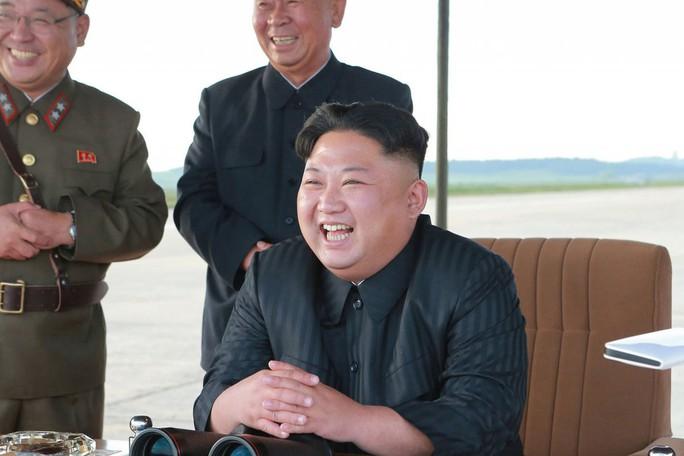 Phát hiện căn cứ tên lửa bí mật của Triều Tiên - Ảnh 1.