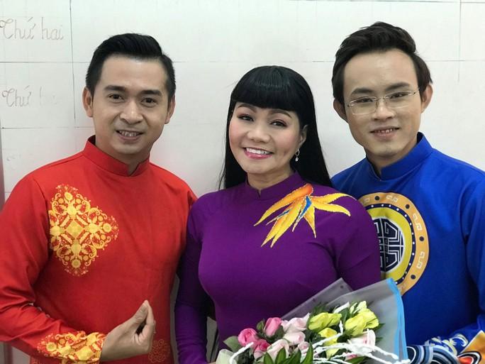 Ngọc Huyền xúc động trong chương trình vinh danh nhạc sĩ Bắc Sơn - Ảnh 4.