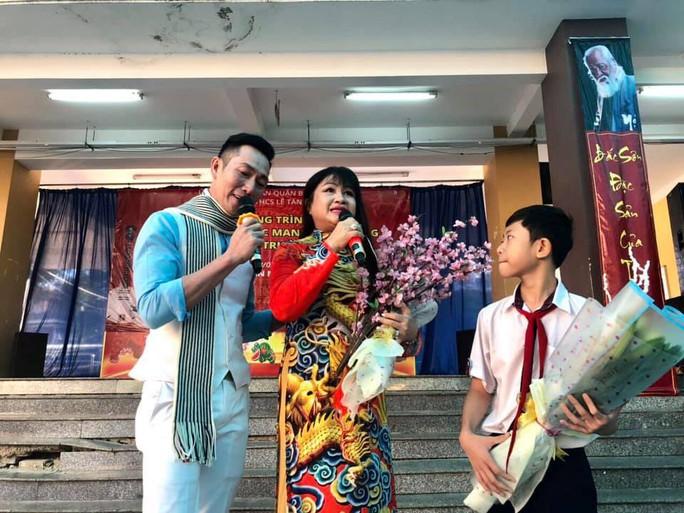 Ngọc Huyền xúc động trong chương trình vinh danh nhạc sĩ Bắc Sơn - Ảnh 5.