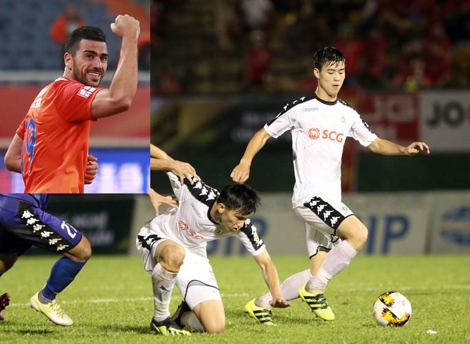 Đấu siêu sao, thử thách bản lĩnh Hà Nội FC - Ảnh 1.