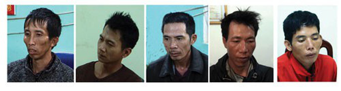 5 con nghiện cưỡng hiếp, sát hại nữ sinh ở Điện Biên - Ảnh 1.