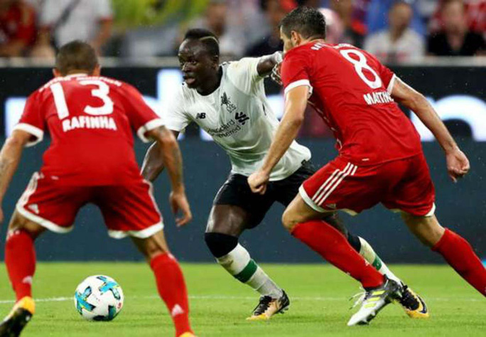 Liverpool - Bayern Munich: Lấy công bù thủ - Ảnh 1.