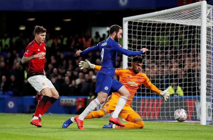 Pogba và Herrera tỏa sáng, Man United thắng đẹp Chelsea - Ảnh 5.