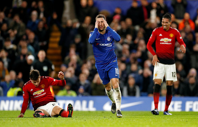Pogba và Herrera tỏa sáng, Man United thắng đẹp Chelsea - Ảnh 8.