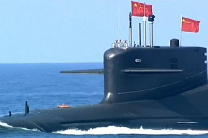 Không dễ phát hiện tàu ngầm Trung Quốc? - Ảnh 1.
