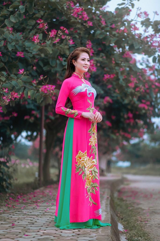Hoa khôi Trần Bảo Ngọc chia sẻ biến cố gia đình - Ảnh 4.