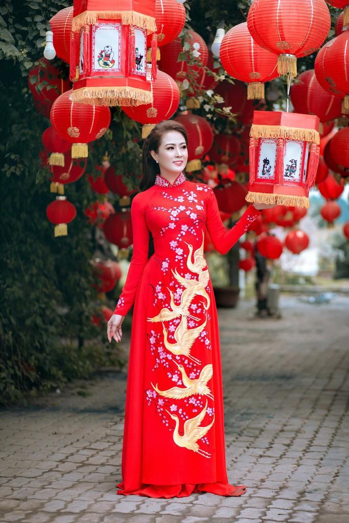 Hoa khôi Trần Bảo Ngọc chia sẻ biến cố gia đình - Ảnh 5.