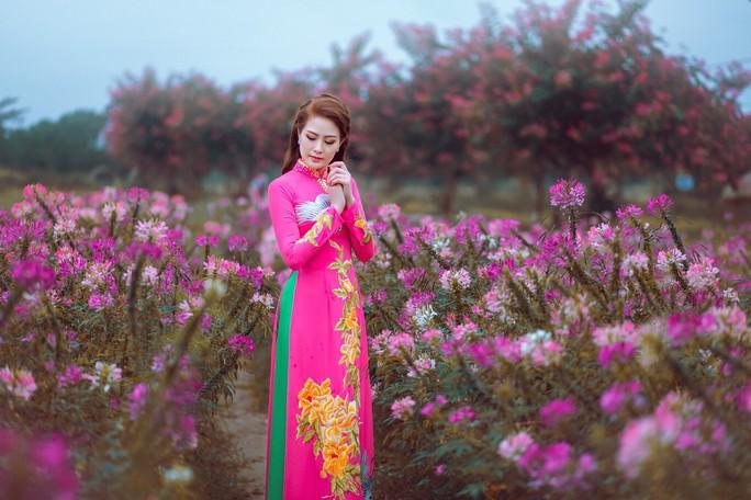 Hoa khôi Trần Bảo Ngọc chia sẻ biến cố gia đình - Ảnh 2.