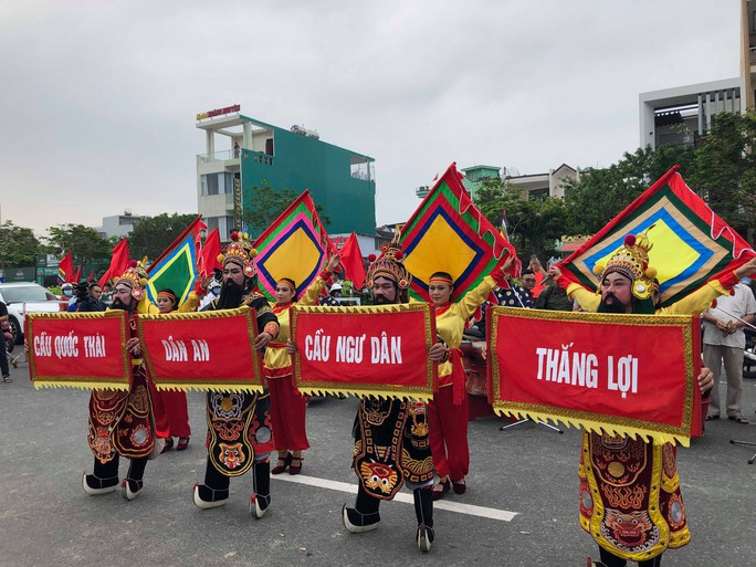 Lễ hội Cầu ngư Đà Nẵng là di sản văn hóa phi vật thể quốc gia - Ảnh 2.