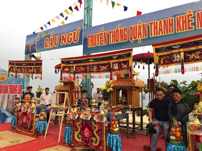 Lễ hội Cầu ngư Đà Nẵng là di sản văn hóa phi vật thể quốc gia - Ảnh 1.