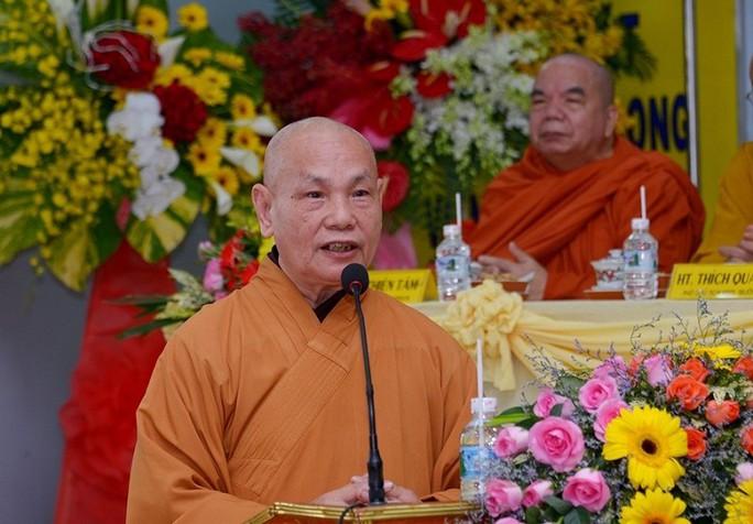 Giáo hội Phật giáo Việt Nam yêu cầu không để xuất hiện yếu tố trục lợi trong lễ cầu an - Ảnh 1.