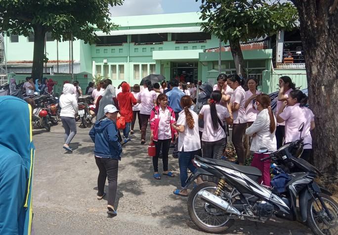 Công ty TNHH Lecien Việt Nam: Tiền lương không rõ ràng, hàng trăm công nhân ngừng việc - Ảnh 2.