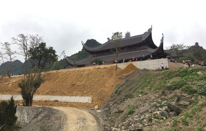 Cận cảnh ngôi chùa lớn nhất thế giới ở vịnh Hạ Long trên cạn - Ảnh 13.