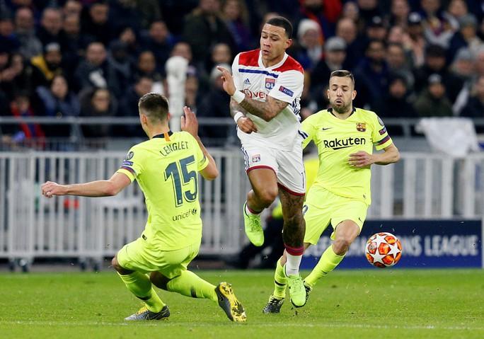 Tỏa sáng ở Euro 2020, Memphis Depay gia nhập Barcelona với giá 0 đồng - Ảnh 4.