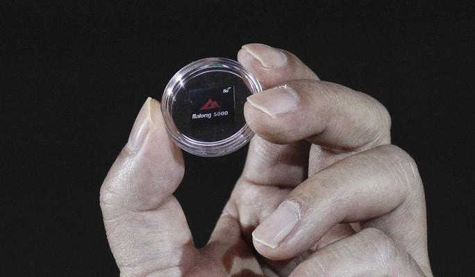 Không cần ngán Huawei, Mỹ đang thắng thế trong cuộc đua 5G - Ảnh 1.
