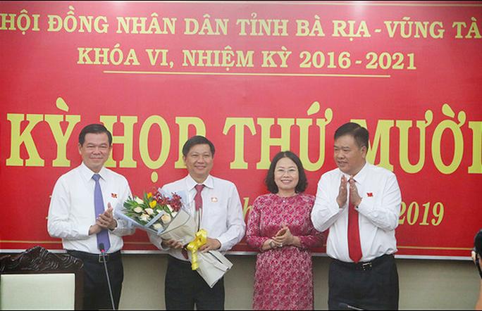 Tỉnh Bà Rịa-Vũng Tàu có phó chủ tịch mới - Ảnh 1.