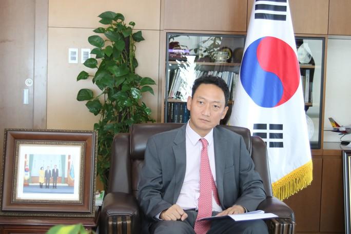 Đại sứ Hàn Quốc nói lý do chọn Hà Nội để tổ chức Hội nghị thượng đỉnh Mỹ-Triều - Ảnh 1.
