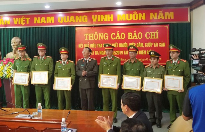 Lãnh đạo tỉnh Điện Biên: Khen thưởng ban chuyên án vụ nữ sinh bị sát hại là đúng - Ảnh 1.