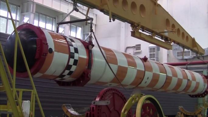 """Nga tung video thử nghiệm """"siêu ngư lôi"""" răn đe Mỹ - Ảnh 2."""