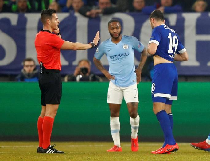 Ngược dòng điên rồ, Man City hạ Schalke 04 trên đất Đức - Ảnh 2.