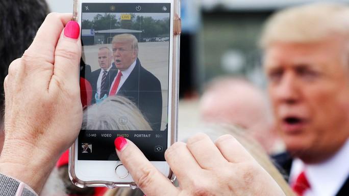 5G chưa xong, ông Trump đòi phát triển… 6G - Ảnh 1.