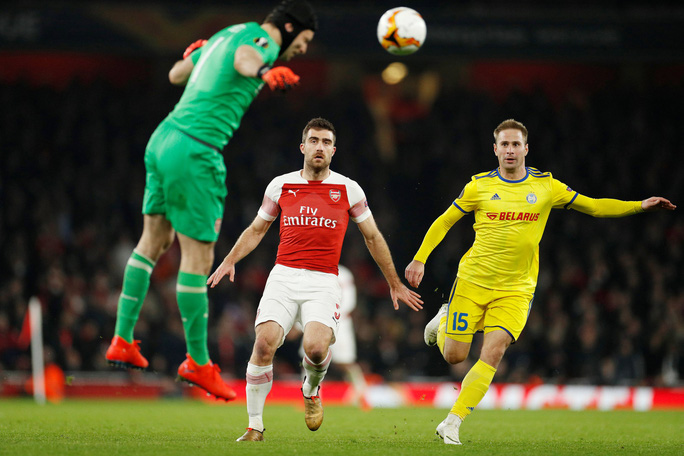 Arsenal ngược dòng, Chelsea bùng nổ ở Europa League - Ảnh 5.
