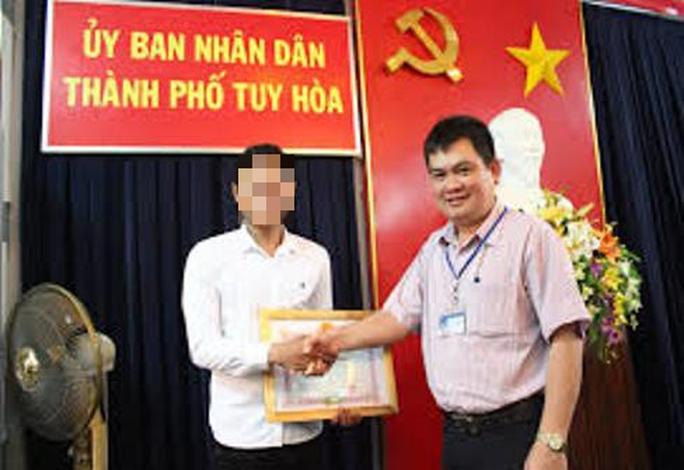 Kỷ luật phó chủ tịch TP Tuy Hòa liên quan đến đất đai - Ảnh 1.