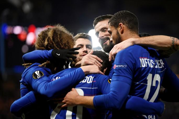 Arsenal ngược dòng, Chelsea bùng nổ ở Europa League - Ảnh 9.