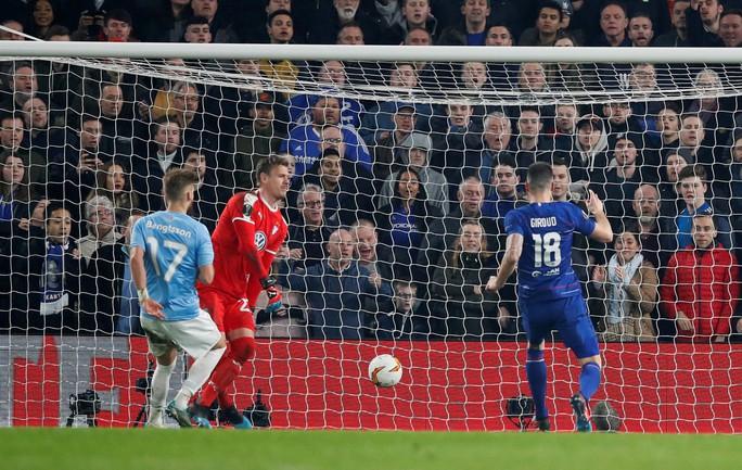 Arsenal ngược dòng, Chelsea bùng nổ ở Europa League - Ảnh 7.