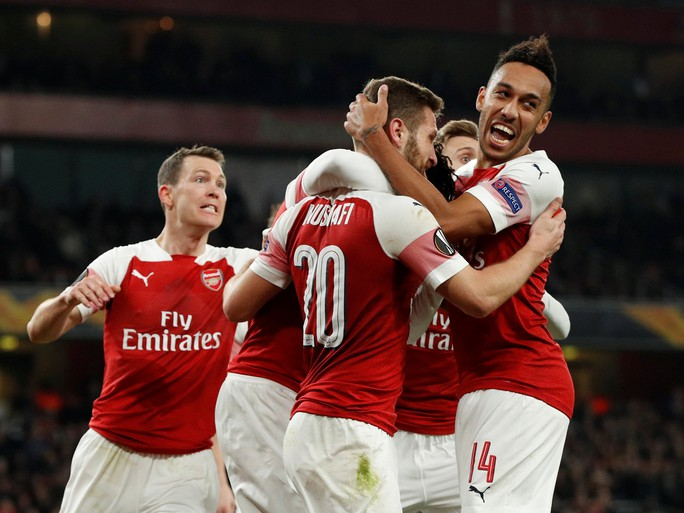 Arsenal ngược dòng, Chelsea bùng nổ ở Europa League - Ảnh 3.